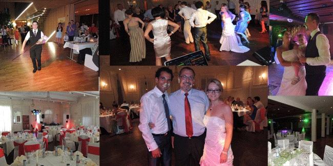 Hochzeits-Collage 1