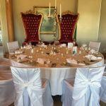 Brauttisch - Hochzeit - Schloss Laufen
