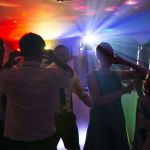 Licht-Atmosphäre-Dancing